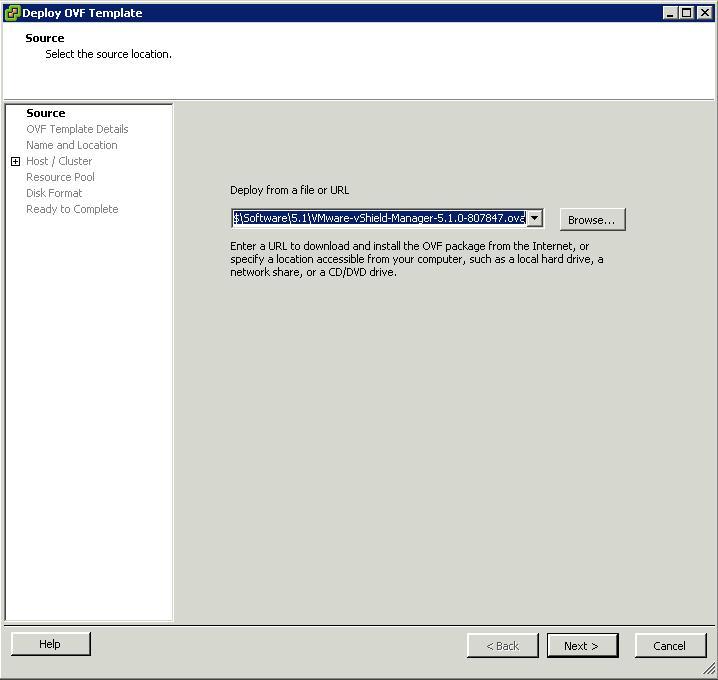 Configure High Availability for VMware SSO using vShield Edge – Part ...